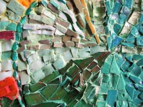Laëtitia-Ambroselli-Tables-mosaïque-2-Exoplanète-Corail-détail